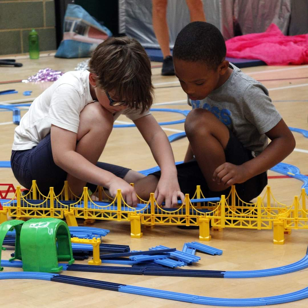 Check out our Train club taken place fortnightly on a Tuesday 4 to 5.30pm commence 28 Sept.. @allaboardclub held at @StockwellParkCT parents and carers need to stay. #autism #ADHD #trainclub