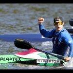 Image for the Tweet beginning: Approfondimenti: Canoa: Di Liberto campione