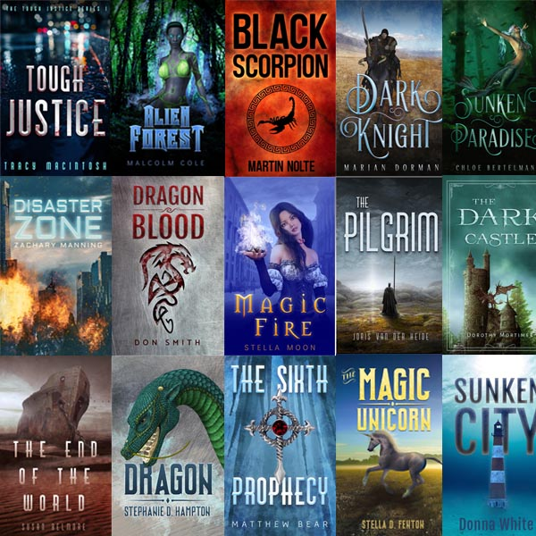 Premade #bookcovers with space ships, planets, dystopian worlds! pattyjansen.com/covers/product…