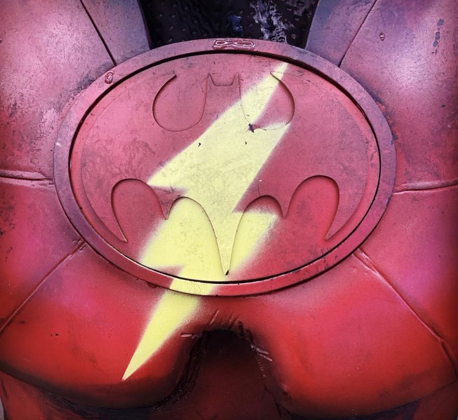 Andy Muschietti; The Flash; Michael Keaton; Batman