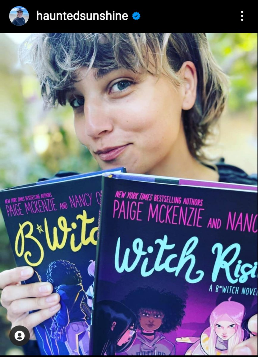 Head over to my IG and check out this easy #bookgiveaway ... instagram.com/p/CTz2E4pPUt3/… #BookTwitter #witches #YA Winner picked 9/21 🖤