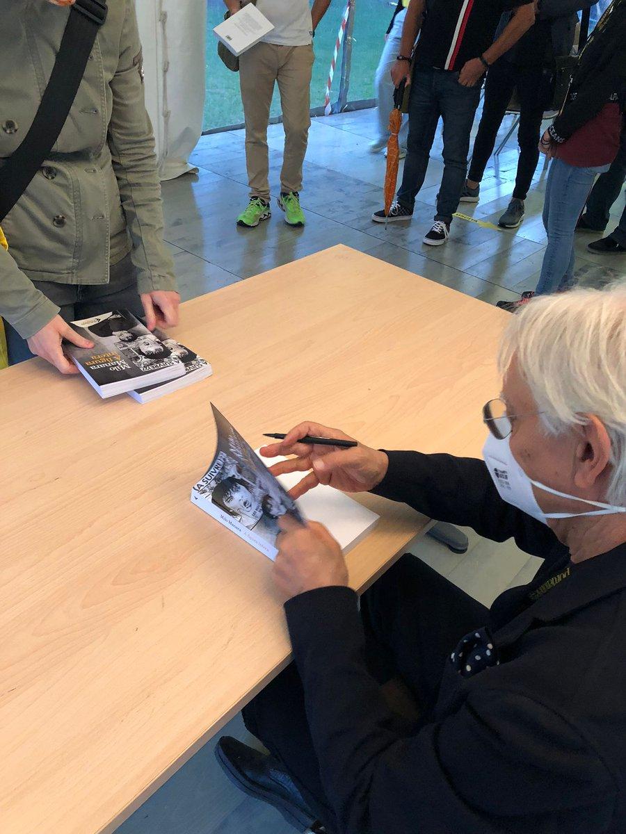 RT @feltrinellied: Il maestro #MiloManara protagonista a @pordenonelegge #pnlegge2021 #FeltrinelliComics https://t.co/LIAbYunXBk