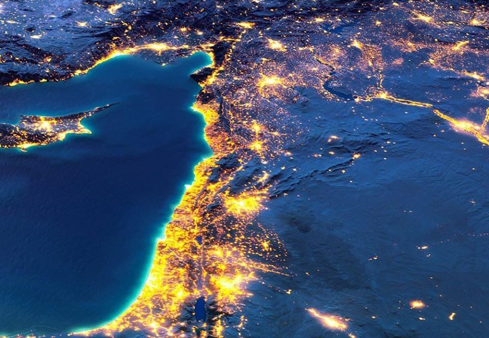 إسرائيل هي لؤلؤة لامعة في المنطقة  …