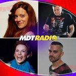 Image for the Tweet beginning: 📢 Magazine MDT Radio 💫
