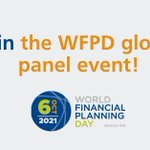 Image for the Tweet beginning: This World Financial Planning Day,