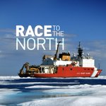 Image for the Tweet beginning: The Race to the North
