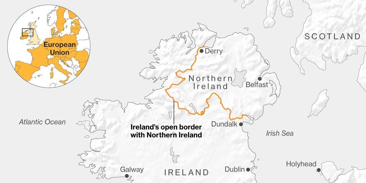 @SireneOznur İngiltere macronu Bölücülük le Suçladı ve karşılığında İngiltere, Brexit sonrası Kuzey İrlanda konusunda AB'ye uyarıları artırdı. İngiltere'ye göre Fransa ve Almanya, Büyük Britanya'da İrlanda ve İskoçya'yı koparıp bağımsızlıklarını kazandırmaya çalışıyor.