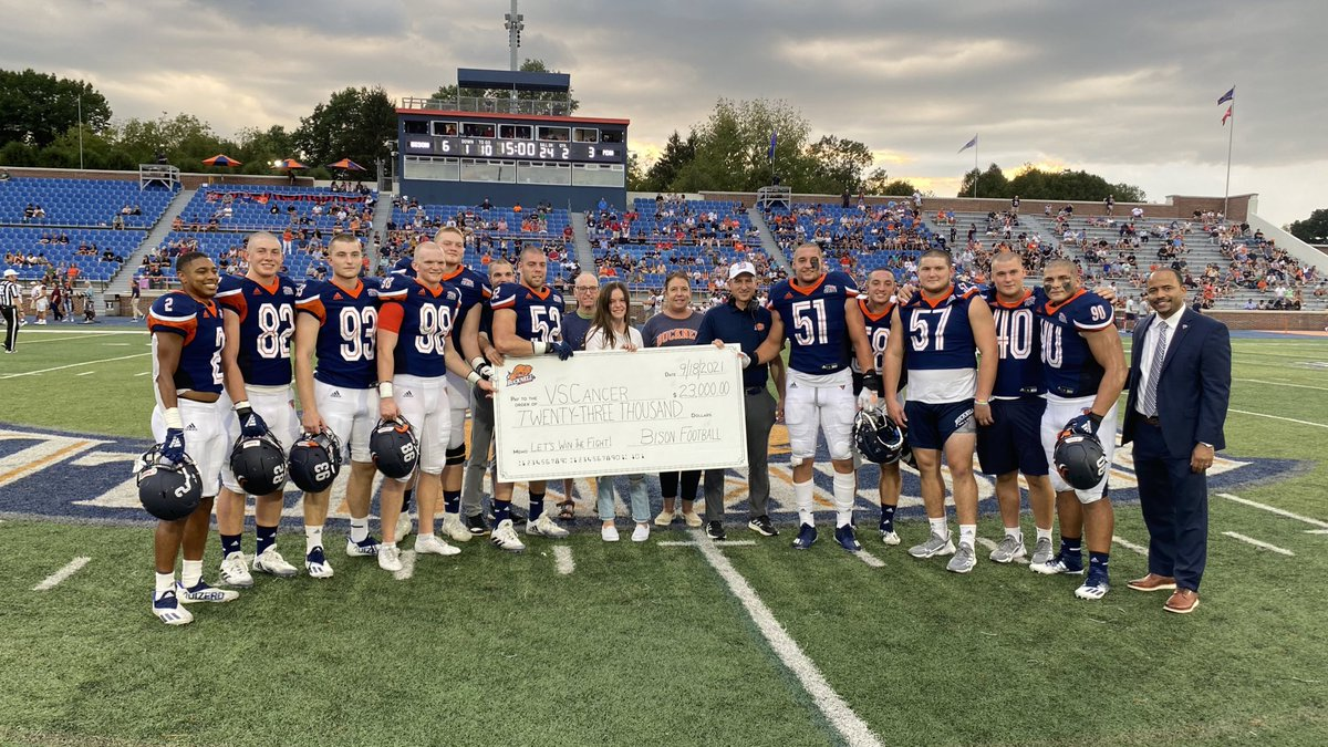 Thanks to your incredible generosity, we raised $23,000 during our @Vs_Cancer fundraiser!🎗 The funds will be split between @GeisingerHealth Janet Weis Children's Hospital and @PBTF. #ACT   #rayBucknell