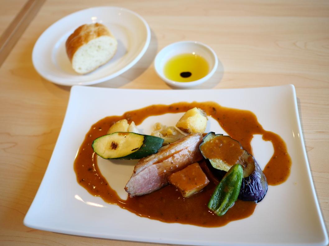 休日のビストロランチ 瀬戸内レストラン BLUNO!!  #tabelog