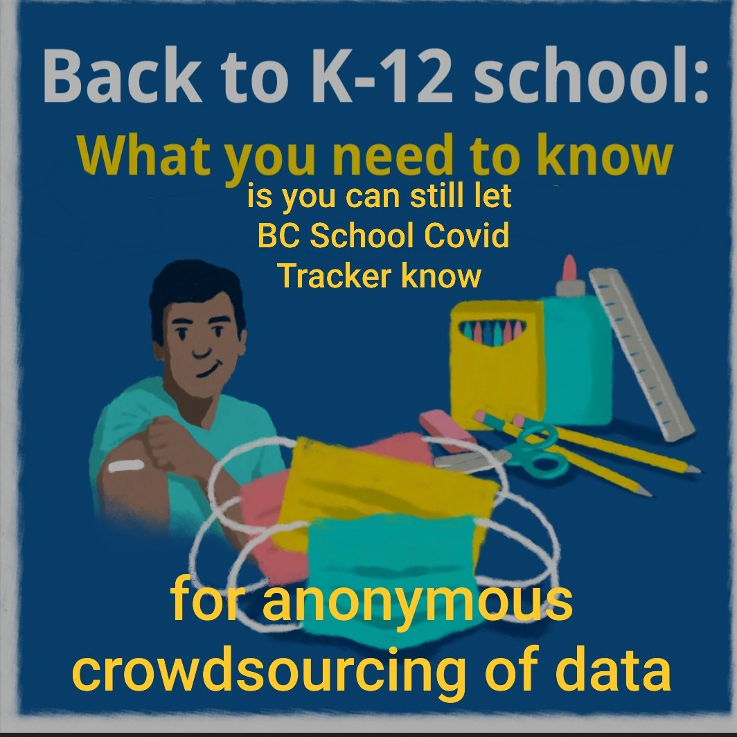 @pattibacchus @tracysherlock this info needs to be official, They ought to hire the Two Moms @BCschoolCovid and the student at  @ubccovidtracker #YouGoGirl!
