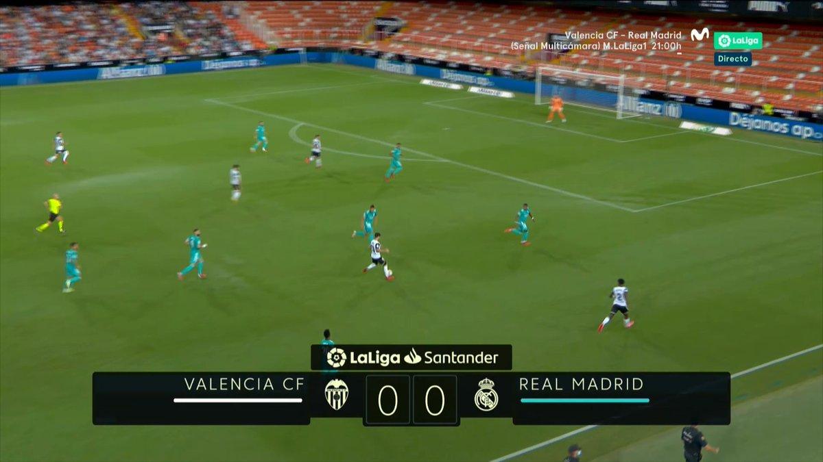 Full match: Valencia vs Real Madrid