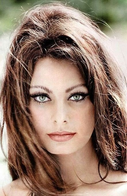 Happy Birthday beautiful Italian actress Sophia Loren, now 87 years old.