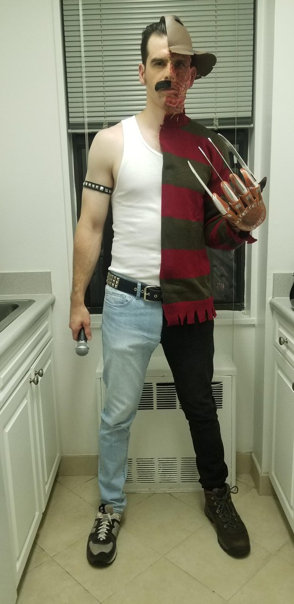 RT @juda1313: This might be the best Freddy costume of all time. https://t.co/WPvAnHSCTC
