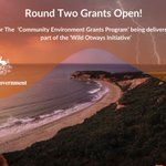 We are thrilled to be announcing the opening of a 2nd round of the Community Environment Grants Program as part of the Australian Government's Wild Otways Initiative. There is $150K available in grants for all eligible community-based groups. Apply now: https://t.co/i9kGPbv6Cu!