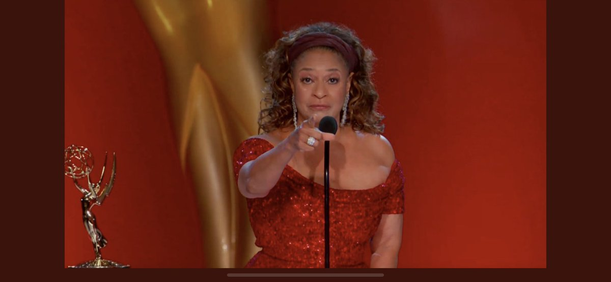 BLESSINGS!!! 😭 This is rightly deserved! All around wonderful!!!! CONGRATULATIONS!!! Thank You Debbie Allen for your many, many years of inspiration & creativity & being your unapologetic Black Self ✨🙏🏾✨