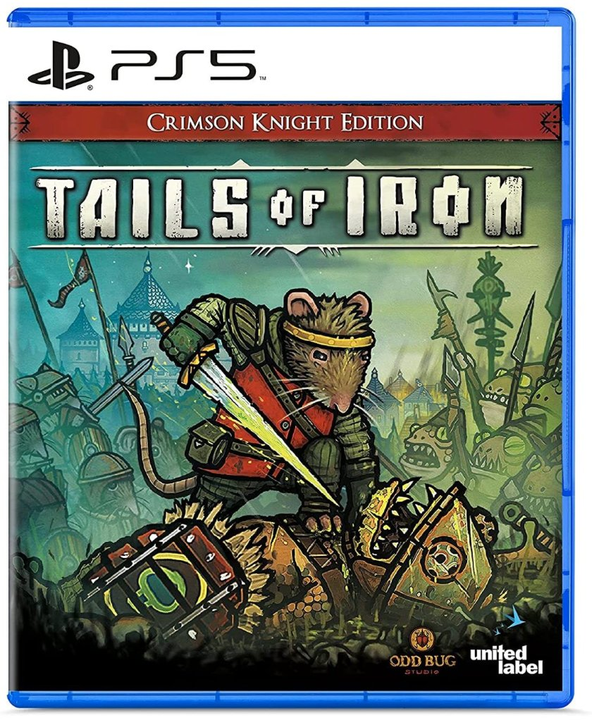 Tails of Iron PS5 $39.99 Amazon