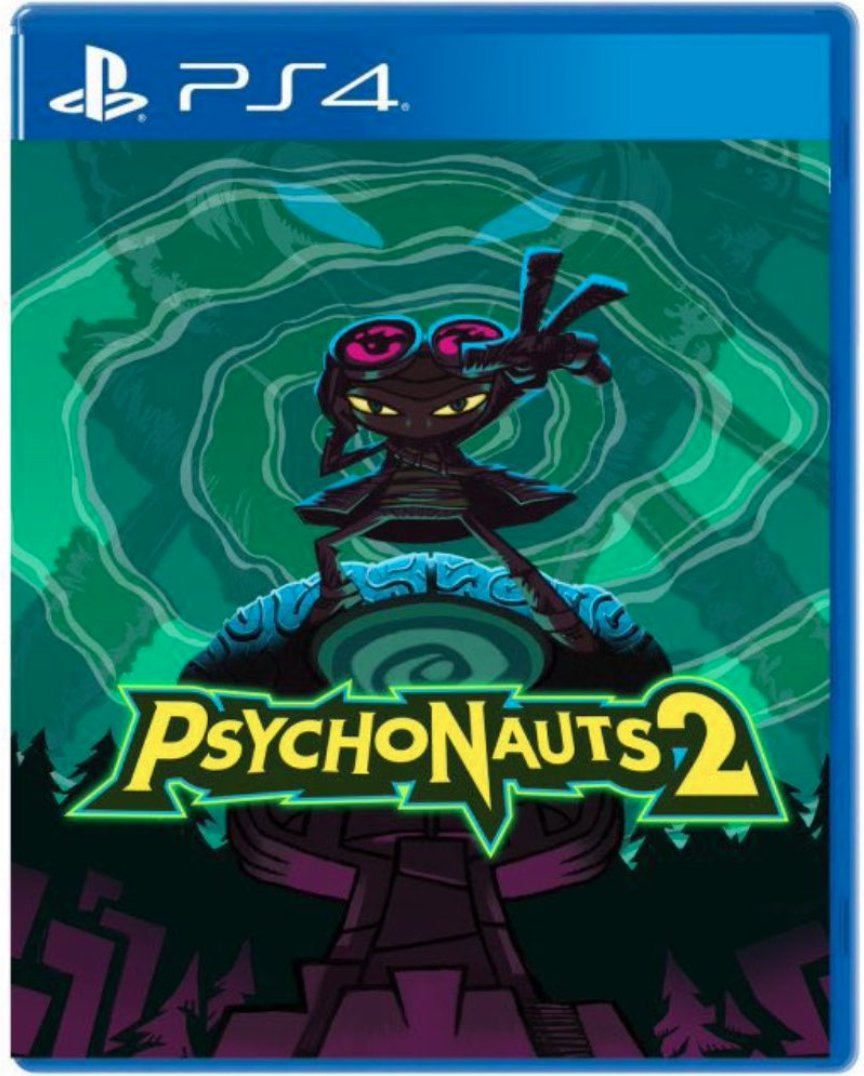 Psychonauts 2 PS4 $59.99 *PS5 also plays PS4 games Play Asia     @DoubleFine