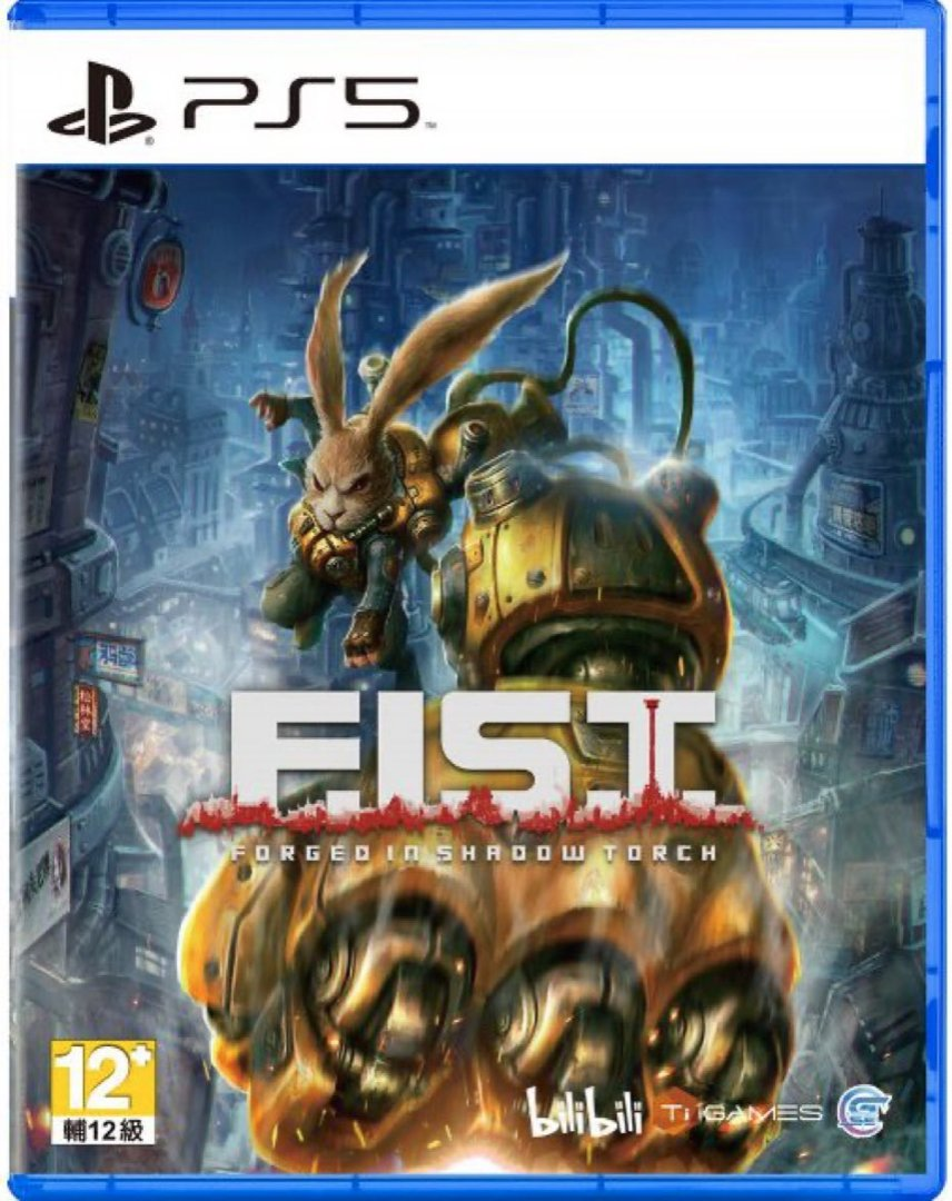 F.I.S.T. Forged In Shadow Torch PS5 $39.99 Play Asia