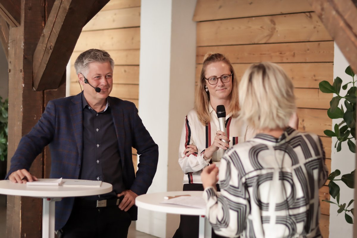 The urban #greentransition calls for a new mindset, a new strategy and new partnerships. @ICDK_CPH and BLOXHUB to accelerate the transition with key partners from the BLOXHUB ecosystem and Danish companies and players from the global markets. Collaboration kick-off together with;