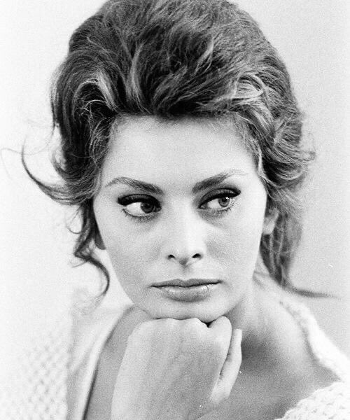 Happy birthday to the one and only Sophia Loren!