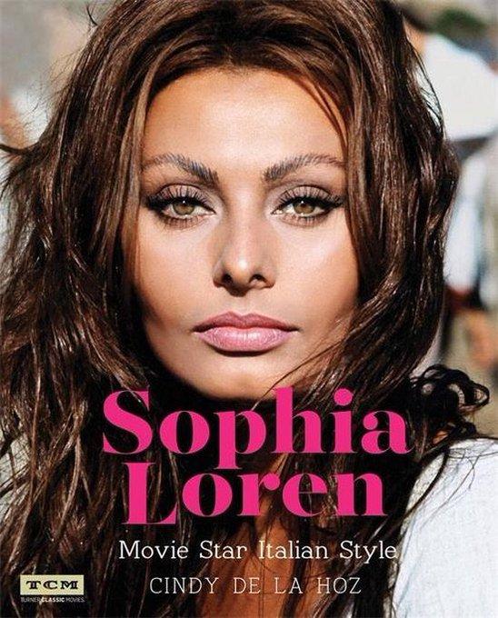 Happy birthday to Sophia Loren. Mijn obsessie. Wat een vrouw. Vandaag is ze 87 jaar geworden