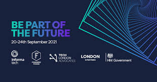 Looking forward to my first event of London Tech Week today! @accelerate_HER @BeDifrent 🙂