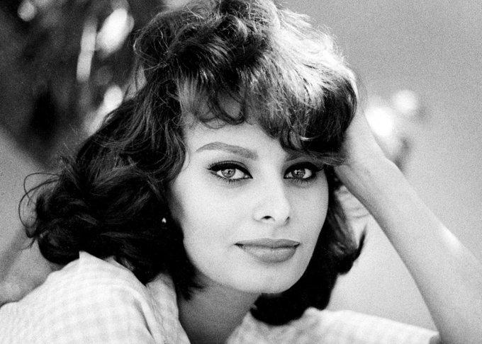 Sofia Villani Scicolone Dame Grand Cross OMRI, aka Sophia Loren is 87 today. Happy Birthday!