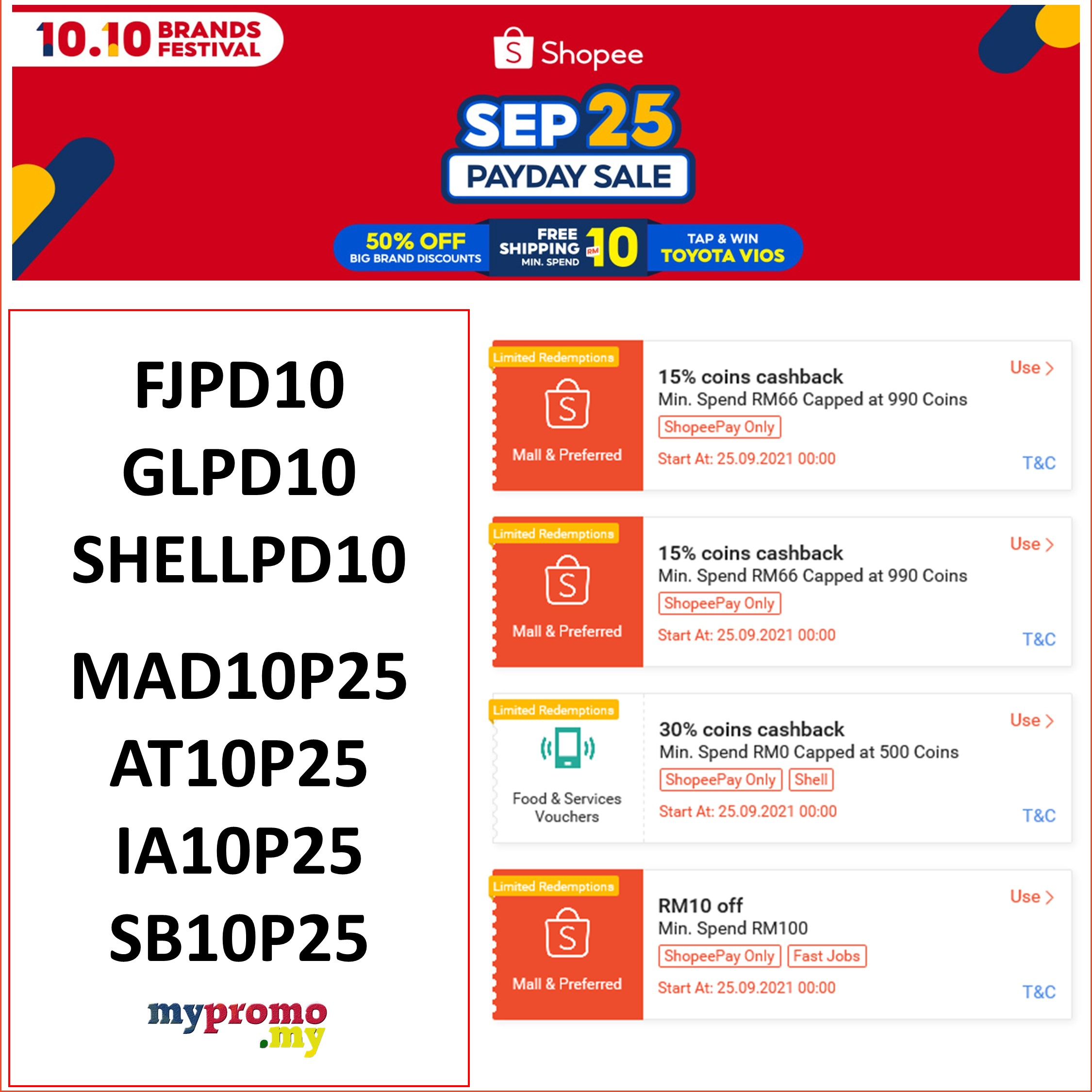 Shopee Payday