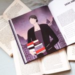 Image for the Tweet beginning: Read The Bookish Meg's review