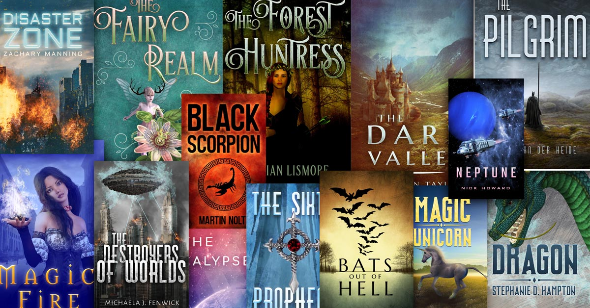 Take a look at these premade genre #bookcovers! pattyjansen.com/covers/