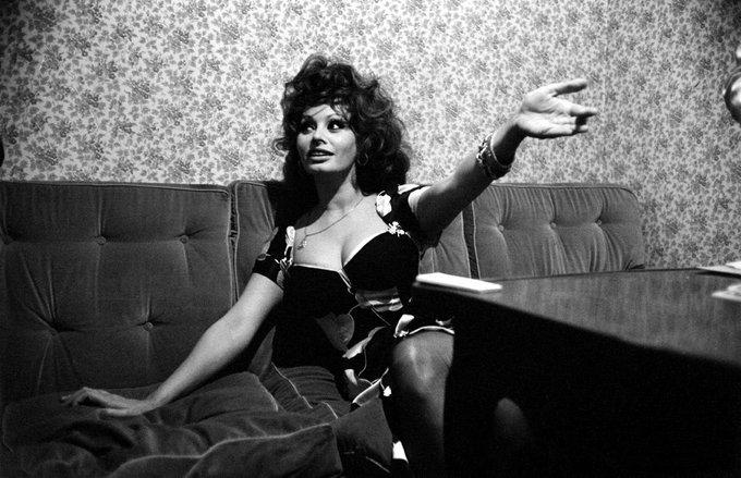 Happy birthday to queen of acting sophia loren