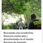 Image for the Tweet beginning: Bomberos del Servicio de Emergencias