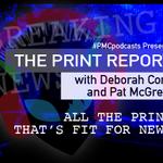 Image for the Tweet beginning: In this episode of #ThePrintReport