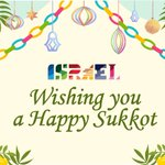 Image for the Tweet beginning: Happy Sukkot to all of