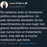 Image for the Tweet beginning: ¿El feminismo de Palermo Rúcula