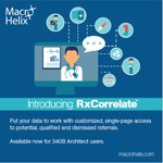Image for the Tweet beginning: Announcing 340B RxCorrelate, a solution