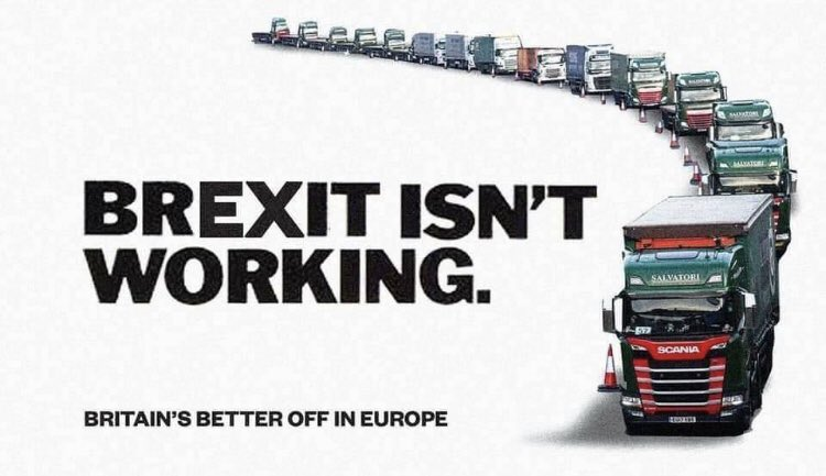Brexit Isn't Working