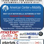 Image for the Tweet beginning: MEET OUR TEAM AT MOTOR
