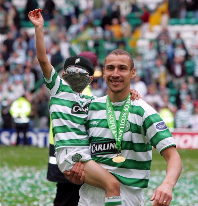 Happy 50th Birthday to my dad Henrik Larsson   The King of Kings. God Bless You