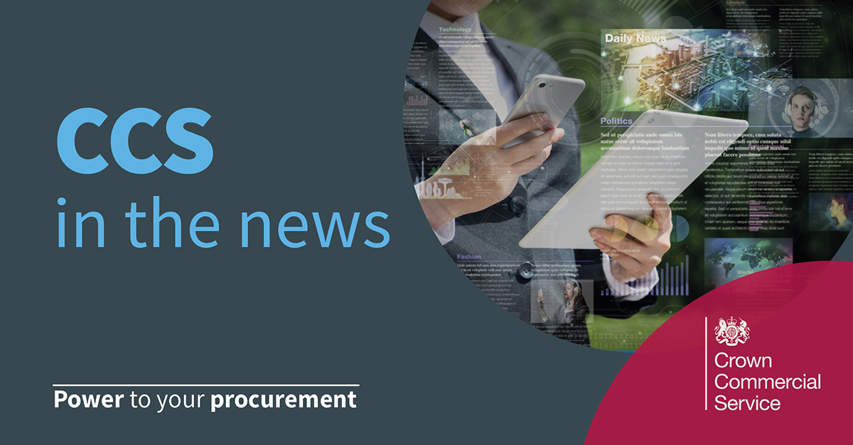 'What the public sector must know about new Memorandums of Understanding.' Read our latest coverage in @OpenAccessGov openaccessgovernment.org/technology-pro… #PowerToYourProcurement