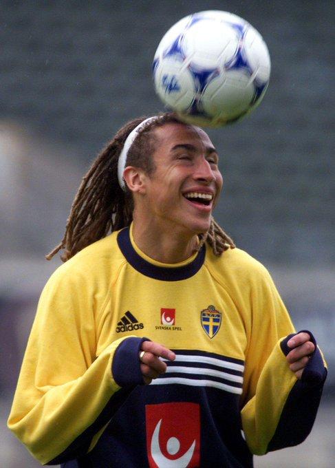 Happy Birthday to the Henrik Larsson