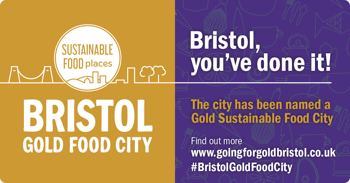 To continue the momentum of Bristol's Gold Sustainable Food City Award we're offering FREE SUPPORT to Bristol businesses to help them adopt best practice solutions in managing and reducing food and packaging waste. Contact Katie Powell for more info: bit.ly/K-Powell