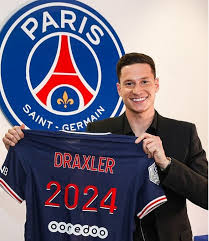 Happy birthday to German and PSG attacker, Julian Draxler
