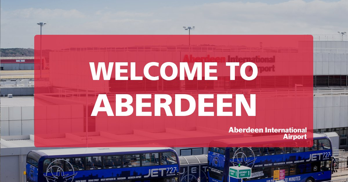 We are delighted to welcome the delegates to the British Orthopaedics Association Annual Conference taking place at @PandJLive this week. Look out for @tourismabdn volunteers to assist you on your arrival. #enjoy #conferences #airport #visitaberdeenshire