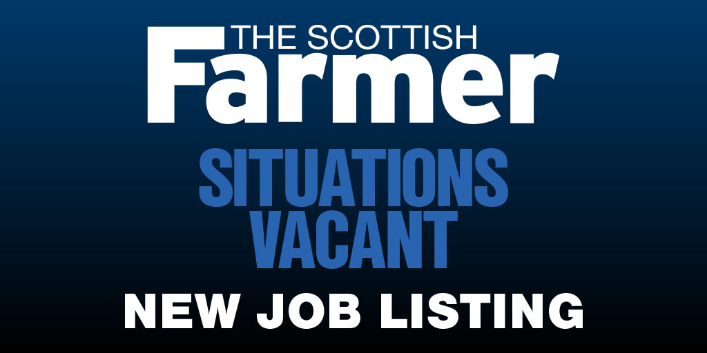 New job listing on our website – Class 2 HGV driver, Grayshill, Central Scotland. Click below for more details >> thescottishfarmer.co.uk/situations-vac…