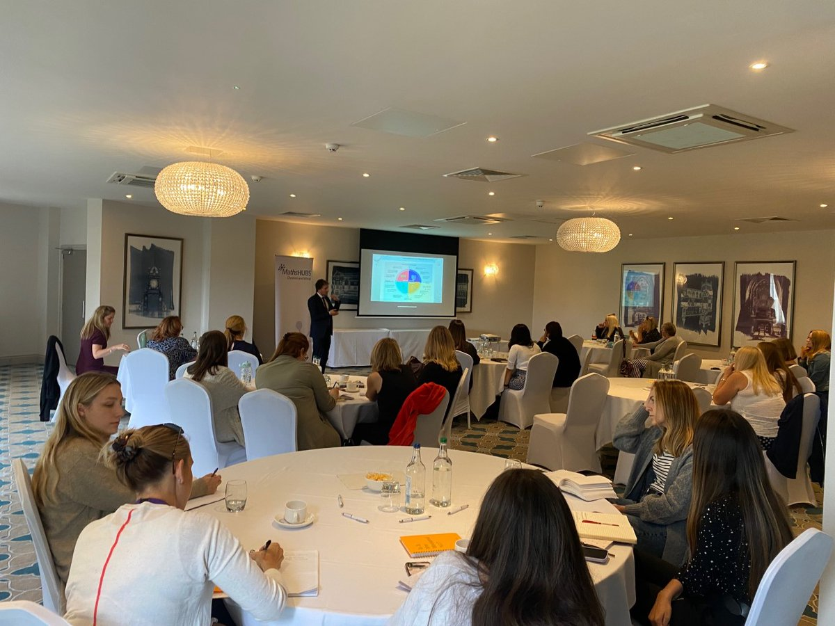 Fantastic to be able to host some face to face conferences; the NCP21-09 Primary Mastery Development Launch held in the Mercure Chester Abbots Well Hotel was a great success.