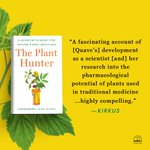 I'm starry-eyed 🤩 over this starred review from @KirkusReviews !! 💚💚💚  October 19th release date for hardcover 📗, e-book 🖥️, and audio book (audio in my voice 🎤)  Available for Pre-Order NOW:   Please RT! Help spread the word about THE PLANT HUNTER 🙏 https://t.co/6bhI4fWSpu