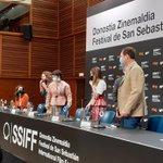 Image for the Tweet beginning: Rueda de prensa DISTANCIA DE