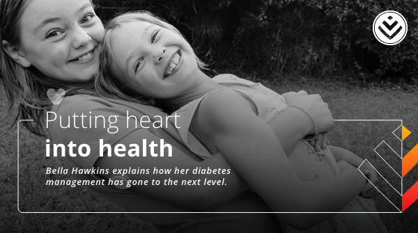 Bella Hawkins was diagnosed with type 1 diabetes at just 2️⃣ years old, but a game-changing new glucose sensor that links to a mobile app has taken her diabetes management to the next level 👏 #MemberStoryMonday https://t.co/inkkvZNGPQ https://t.co/H2oeMRSxQ3