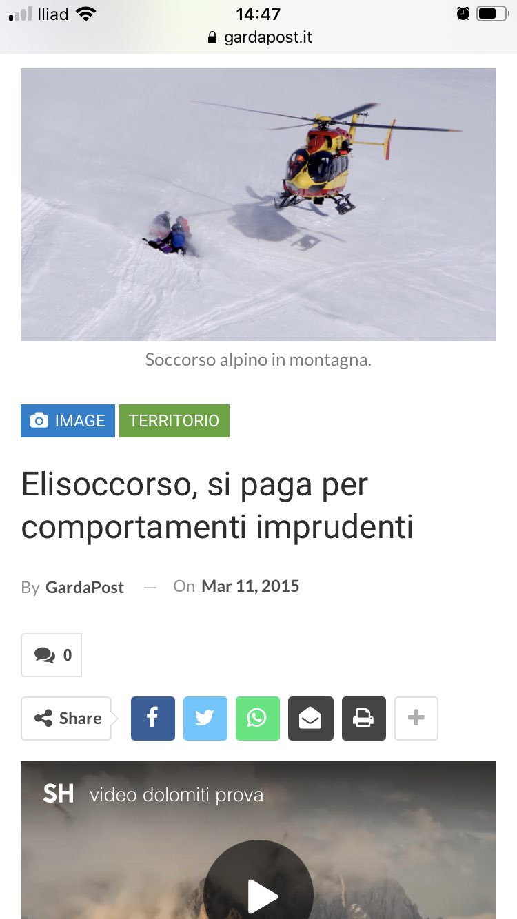 Crosetto Twitter